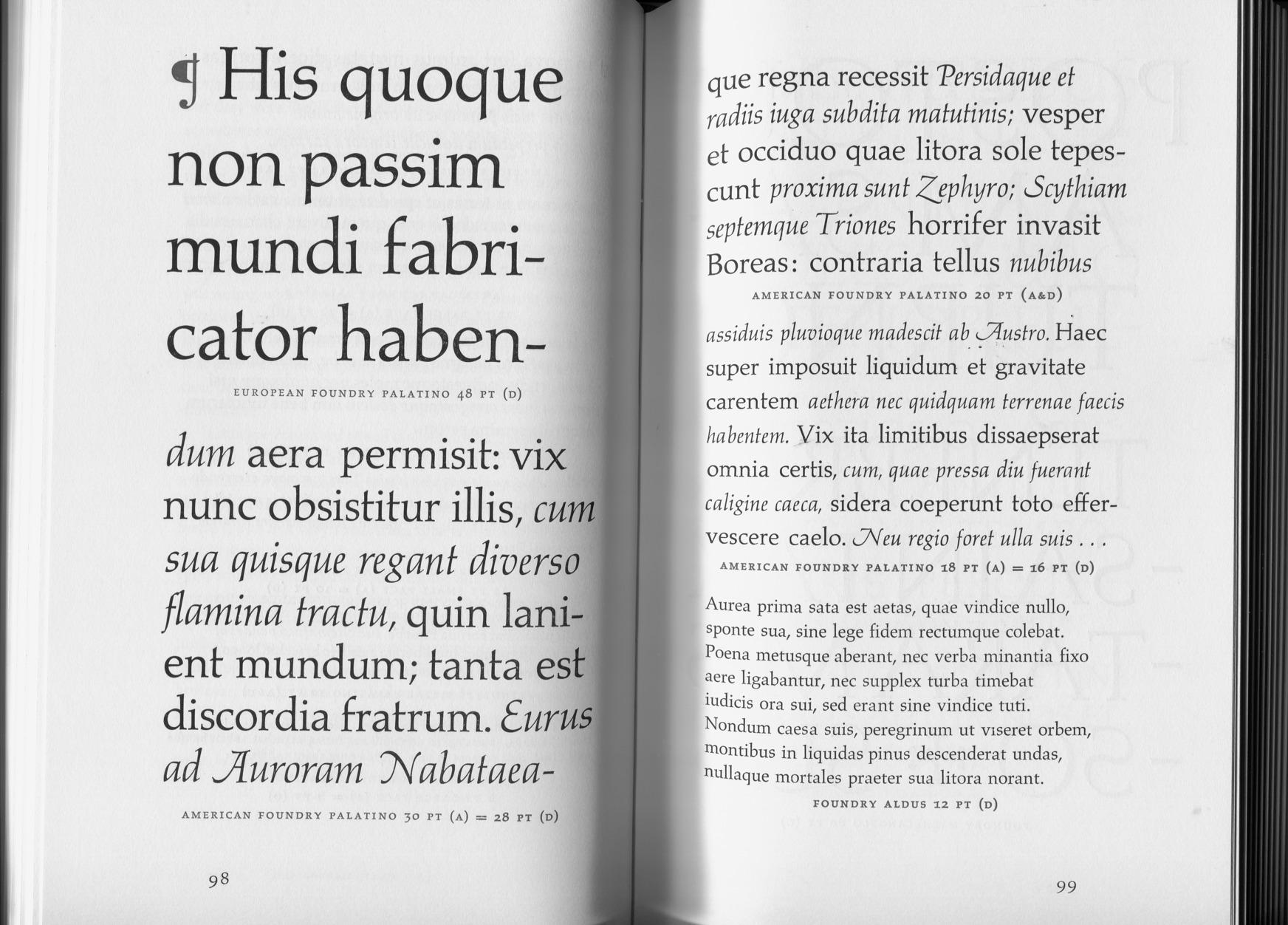 book review palatino the natural history of a typeface by robert  book review palatino the natural history of a typeface by robert bringhurst