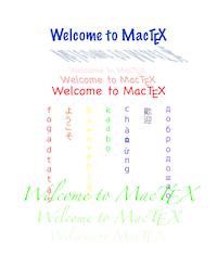 pacchetti latex mac